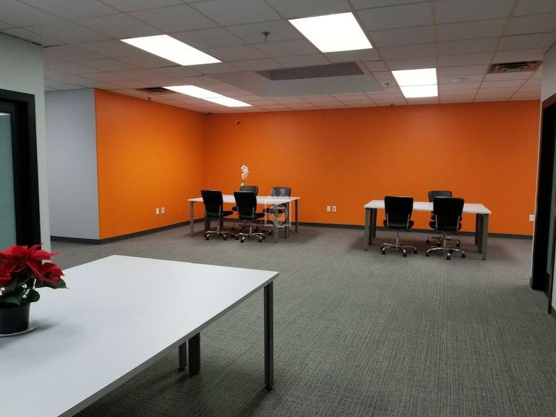Founders Hub, Burlington
