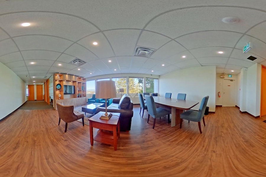 Boundary Business Park Co-working Spaces, Burnaby