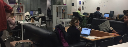 HustleCo Workspace