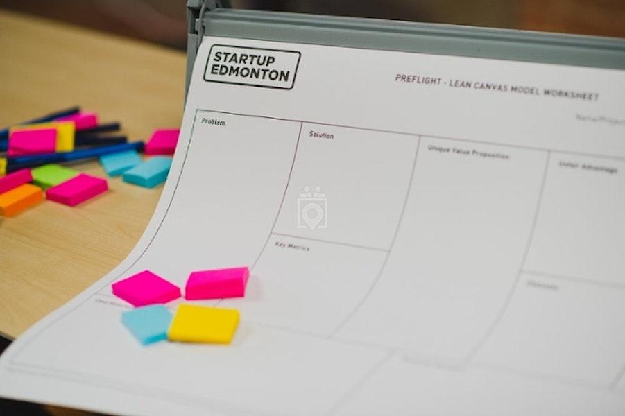 Startup Edmonton, Edmonton