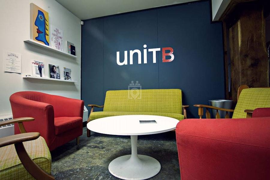 Unit B, Edmonton