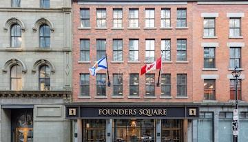 Regus - Nova Scotia, Halifax - Founders Square image 1