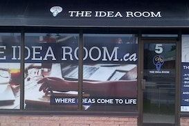 The Idea Room, Burlington