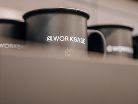 At Workbase, Montreal