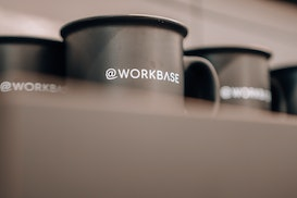At Workbase, Westmount