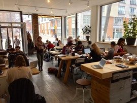 Café Imagine, Montreal