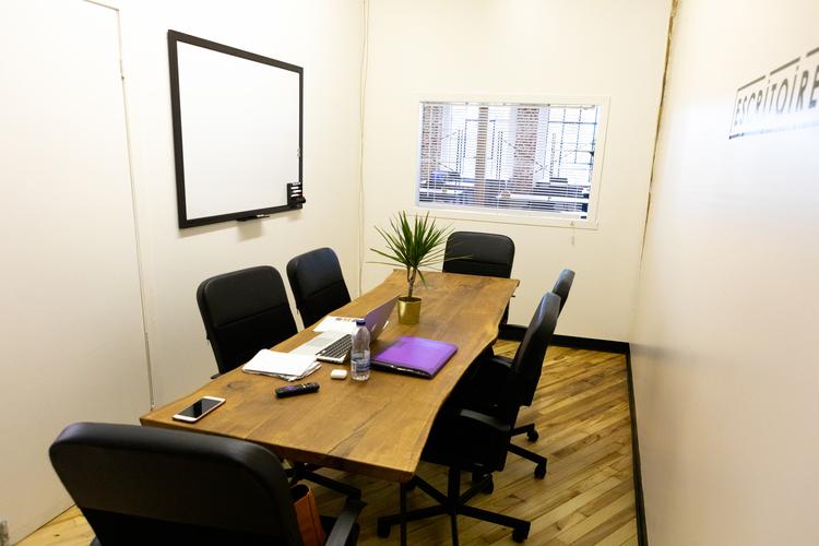 Escritoire Coworking Space, Montreal