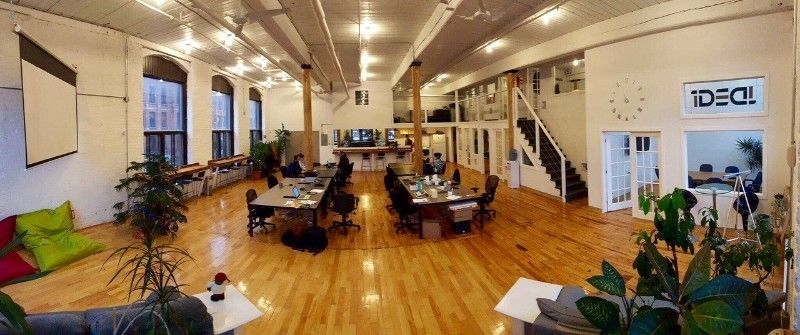 Ideal Coworking, Montreal