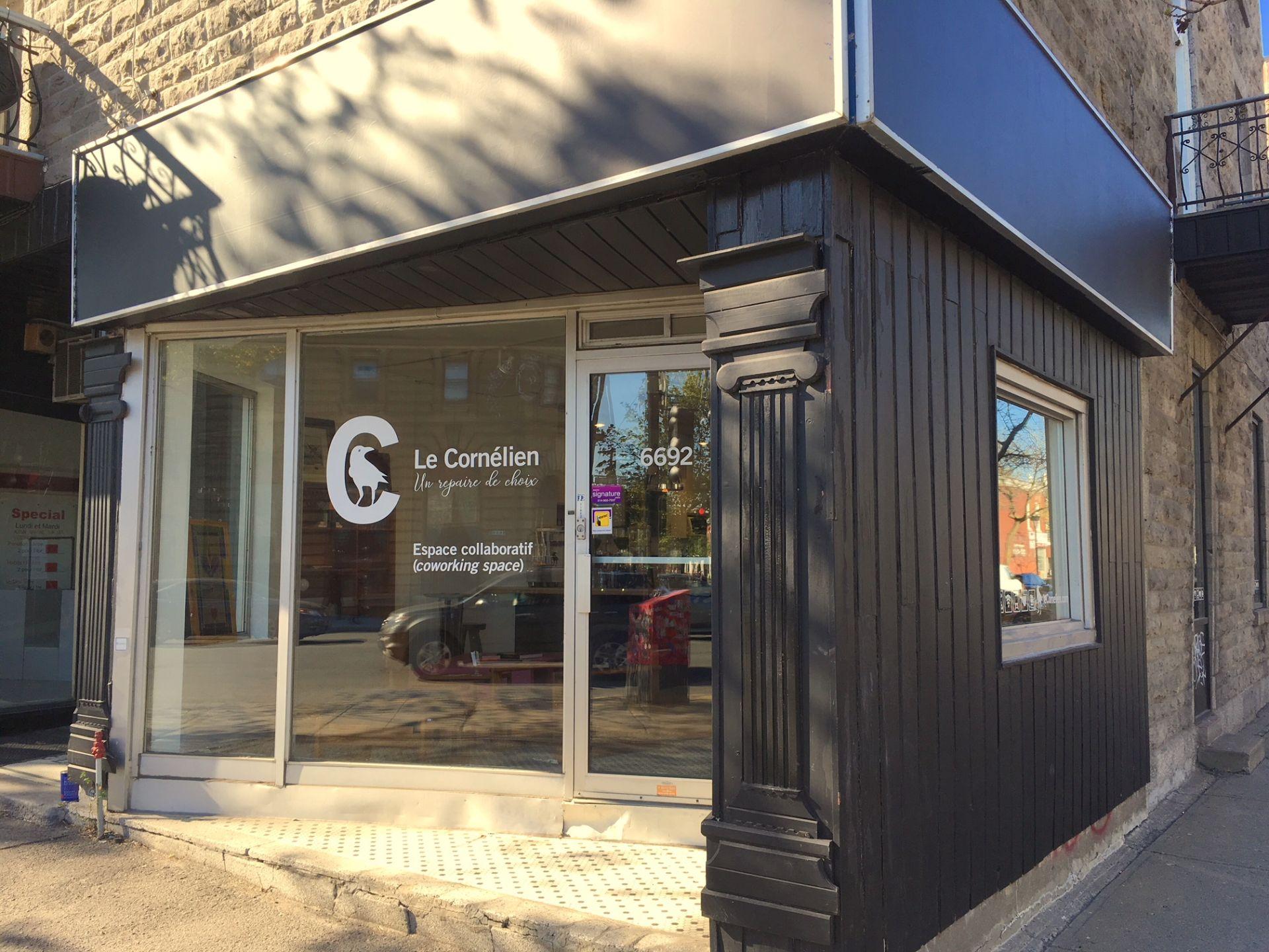 Le Cornélien, Montreal