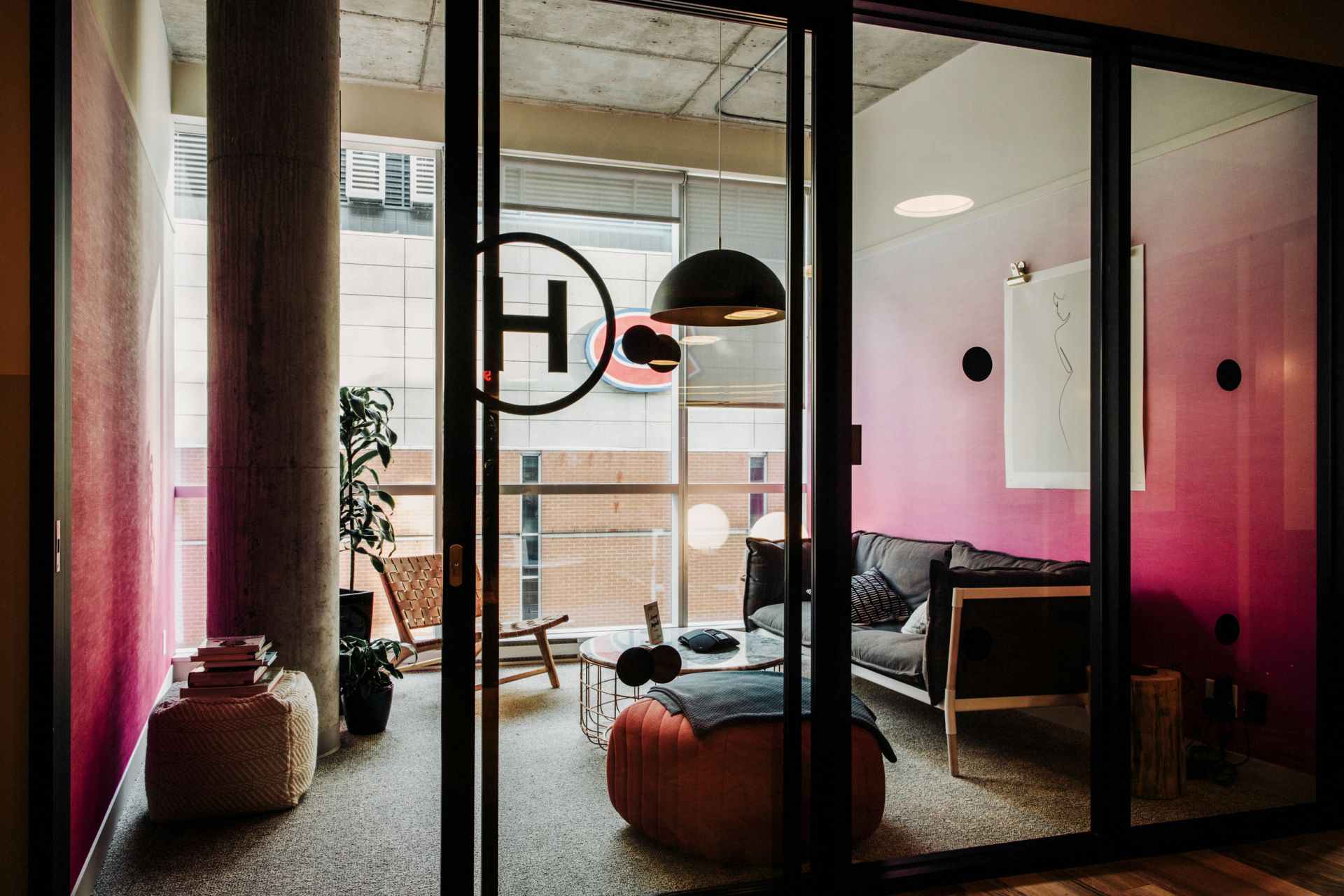 WeWork L'Avenue, Montreal