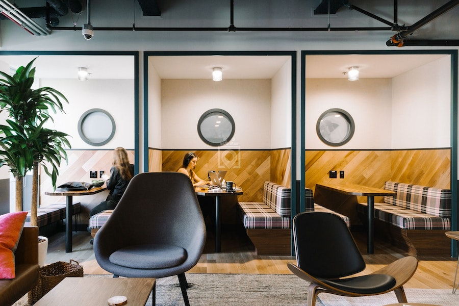 WeWork Place Ville Marie, Montreal