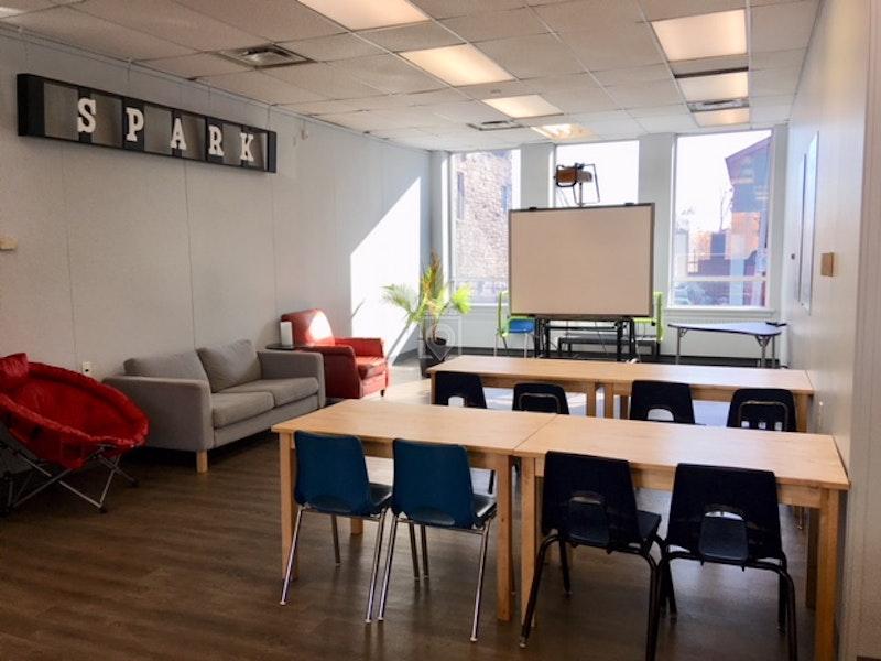 Spark Niagara Innovation Centre, Niagara Falls