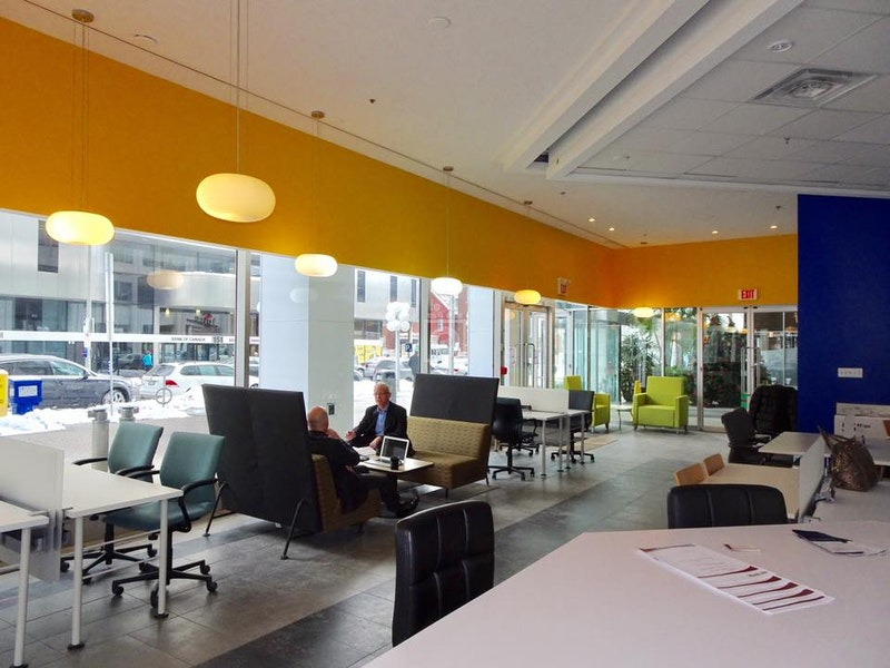 BizLounge - TCC Canada, Ottawa
