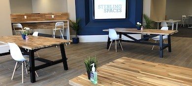 Sterling Spaces