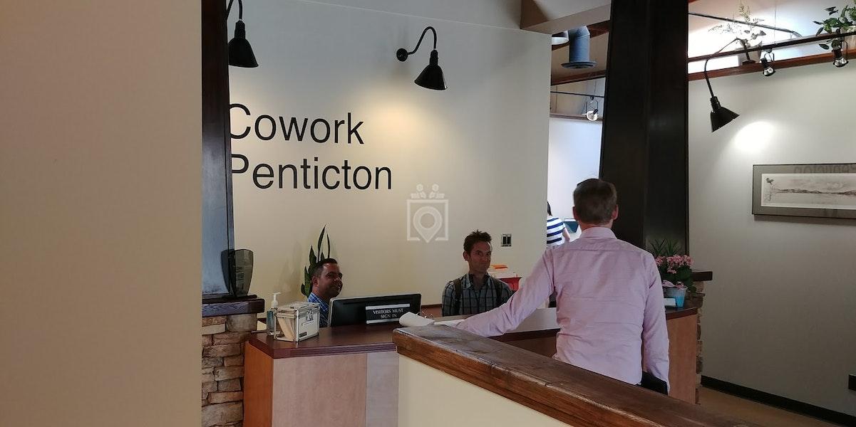 Cowork Penticton, Penticton