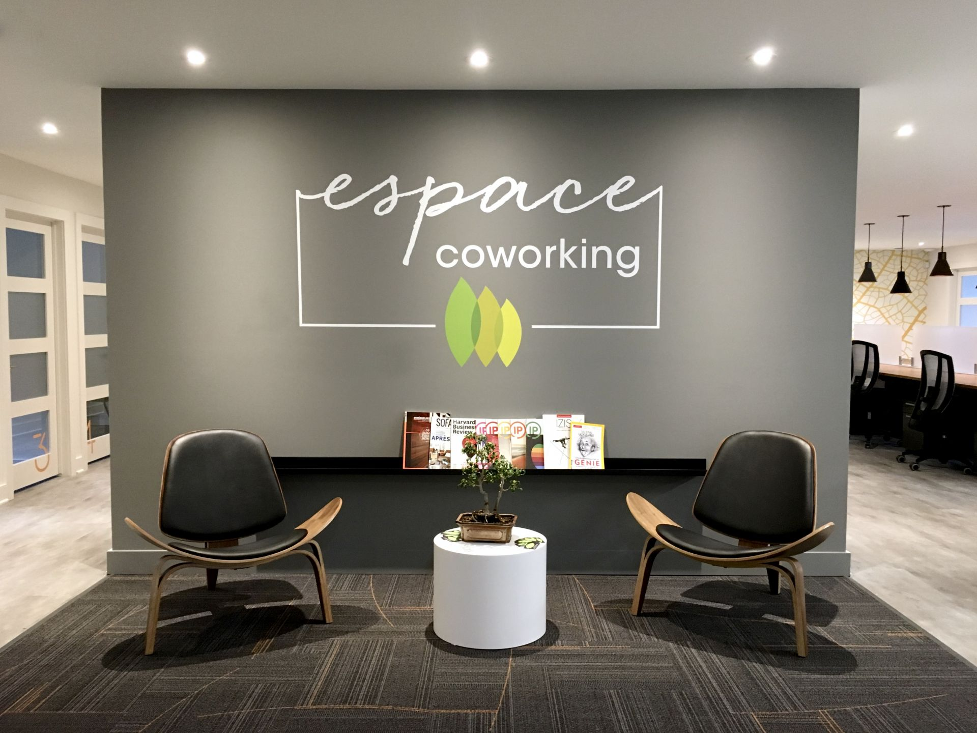 Espace Coworking, Piedmont
