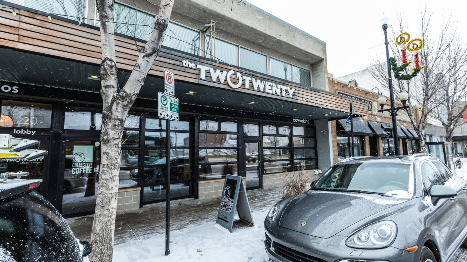 The Two Twenty, Saskatoon