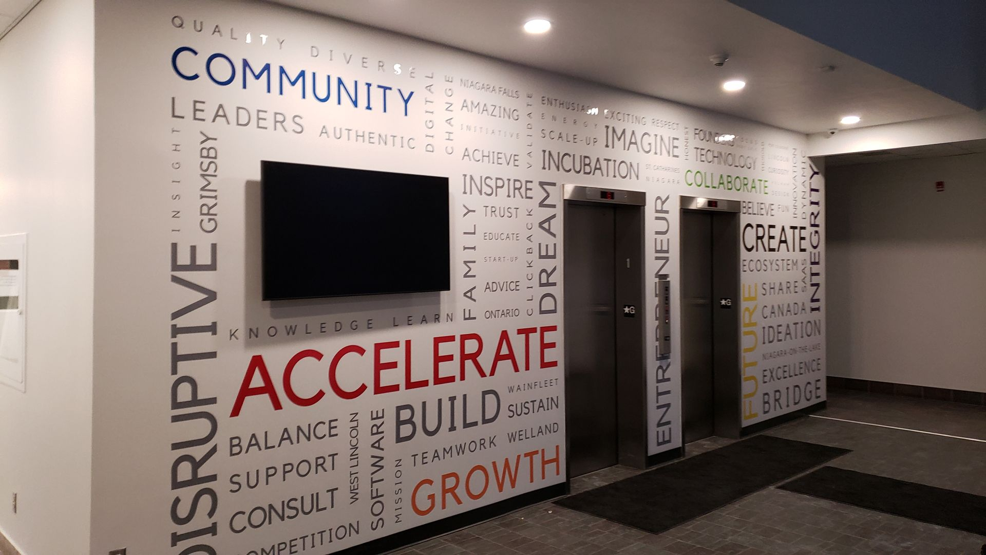 Accel North, St. Catharines