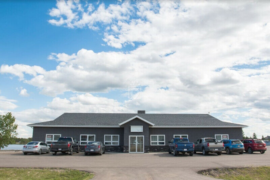 Central Alberta Business Centre, Stettler