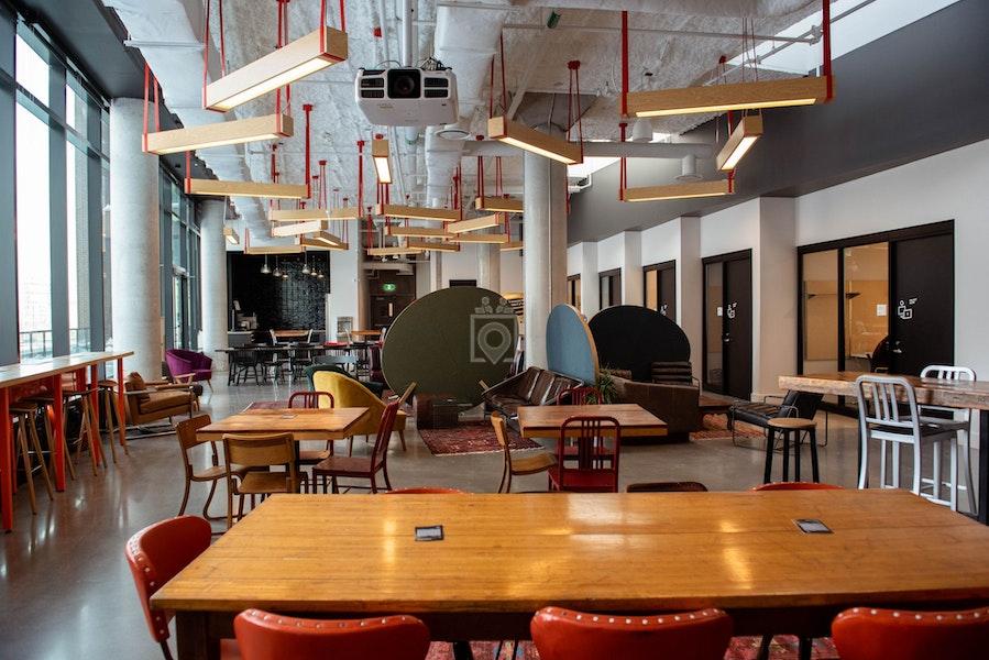 Artscape Daniels Launchpad, Toronto