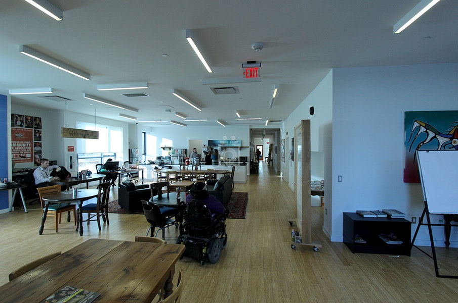Centre for Social Innovation - Regent Park, Toronto