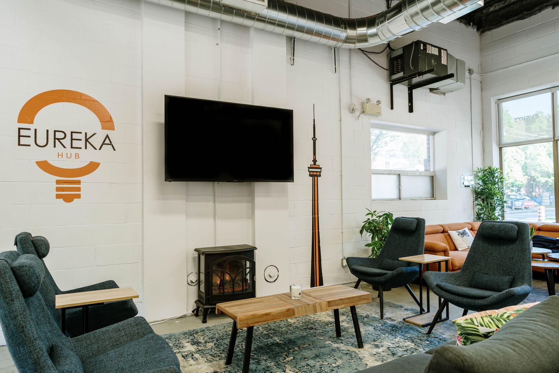 Eureka Hub, Toronto