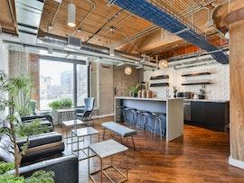 iQ Offices, Toronto