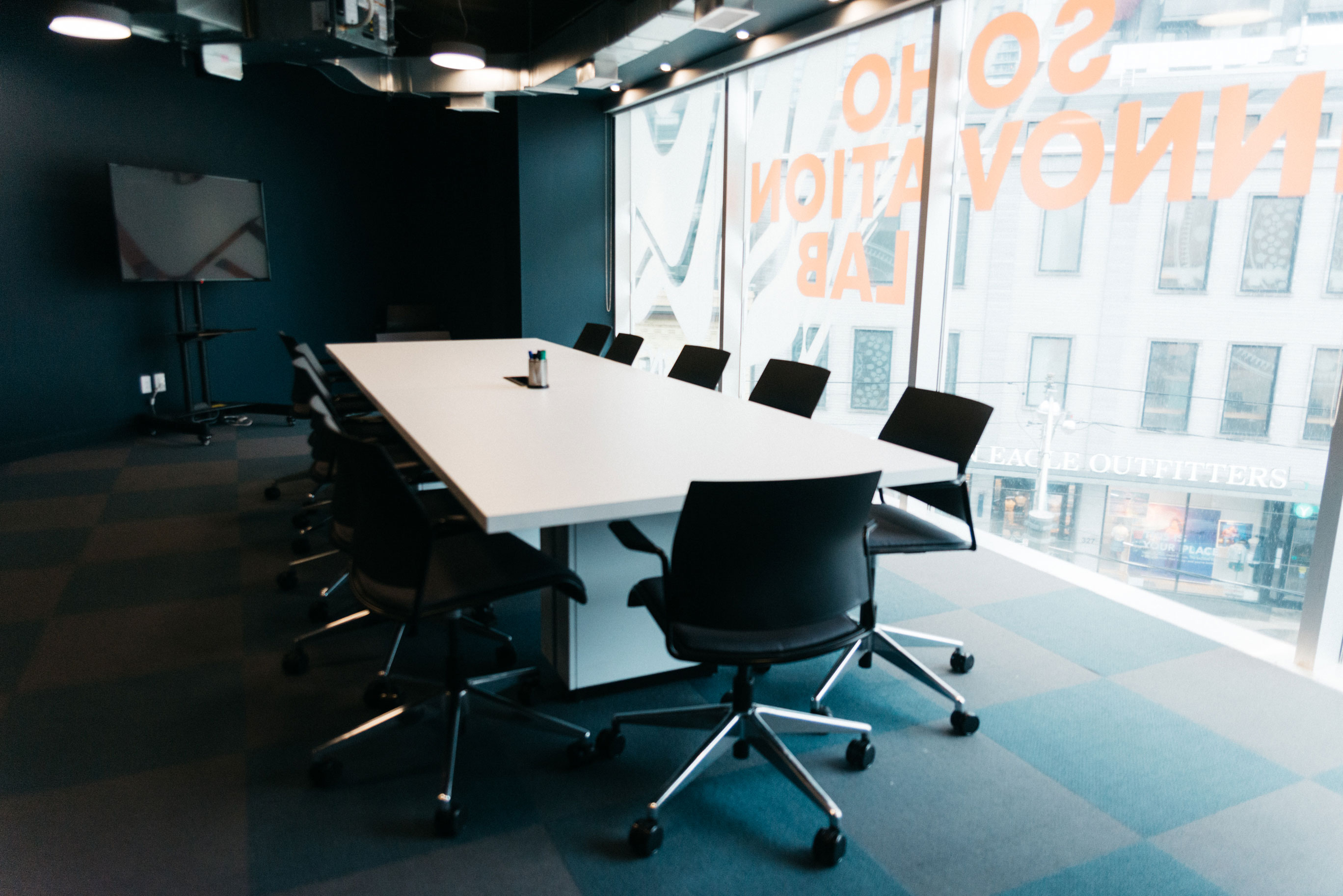 Prime Soho Innovation Lab Toronto Book Online Coworker Onthecornerstone Fun Painted Chair Ideas Images Onthecornerstoneorg