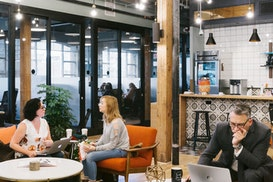 WeWork Richmond Street West, Vaughan