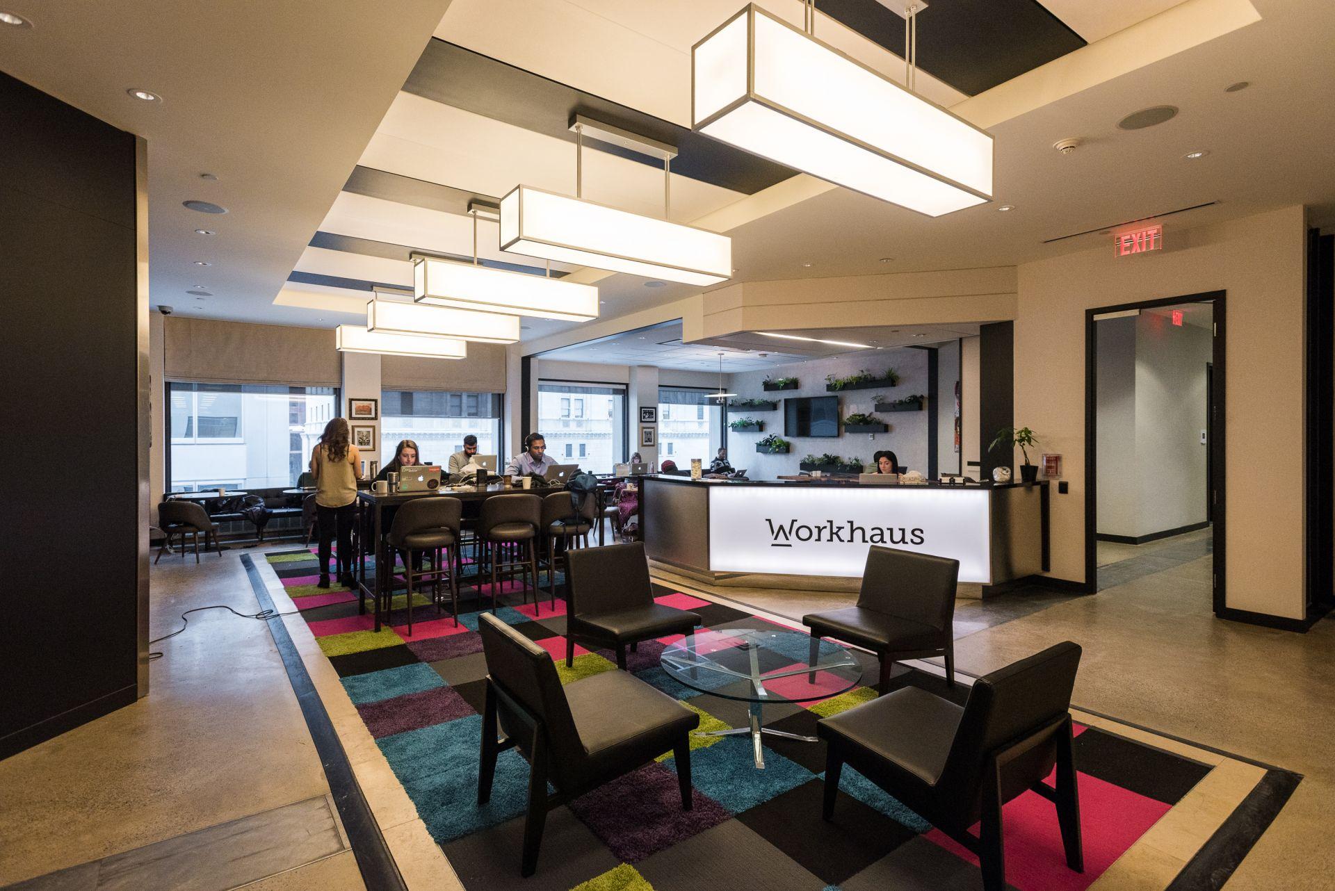 Workhaus Commerce Court, Toronto
