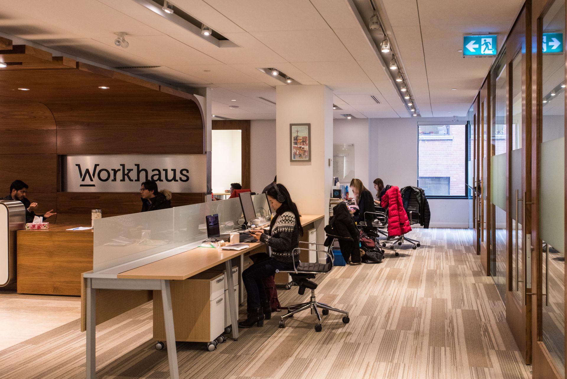 Workhaus FiDi, Toronto