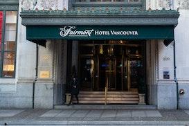 CityHack Fairmont Hotel Vancouver, Richmond