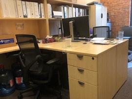 Dedicated Desk in Yaletown, Vancouver