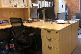 Dedicated Desk in Yaletown, Burnaby