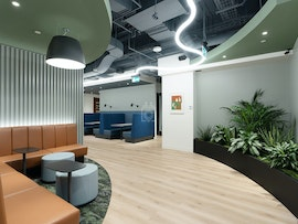 iQ Offices - Robson Street, Vancouver