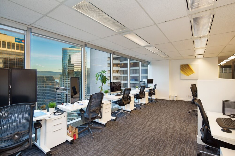 iQ Offices, Vancouver