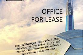 888 Business Center, Winnipeg