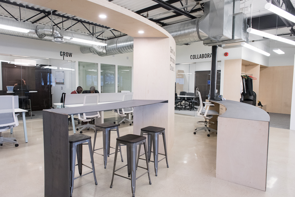 Launch Coworking Space, Winnipeg