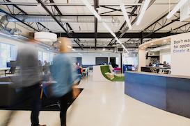 Launch Coworking Space, Winnipeg