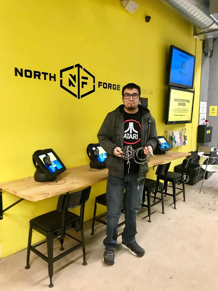 North Forge, Winnipeg