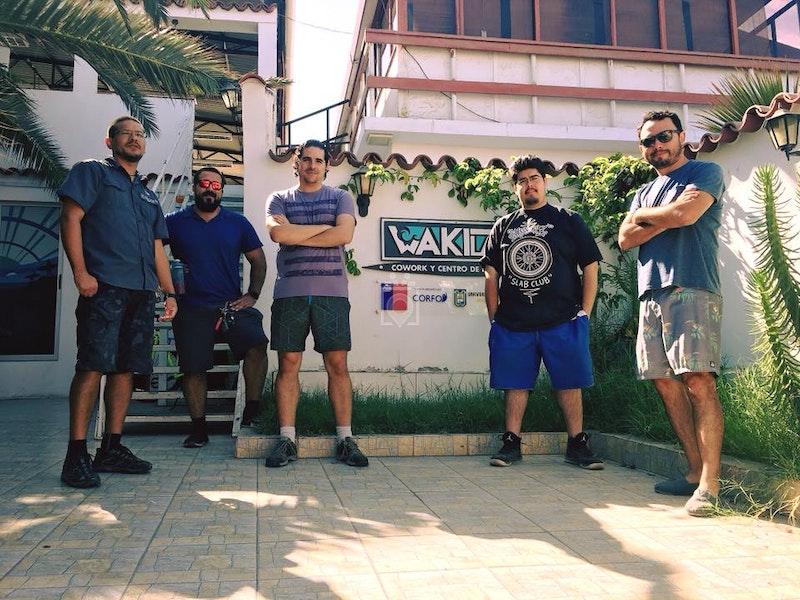 WAKI Labs Solar Hub, Arica