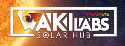 WAKI Labs Solar Hub