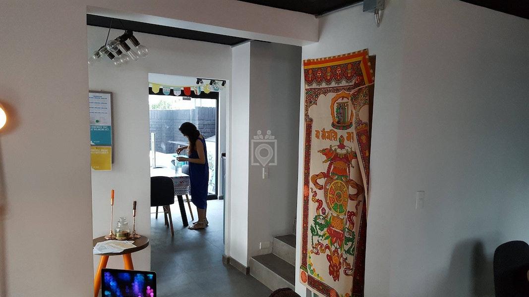 The Hall Cowork, Lo Barnechea