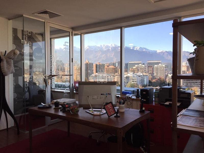 Área Cowork, Santiago