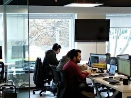 Co-Work LatAm Vespucio, Santiago