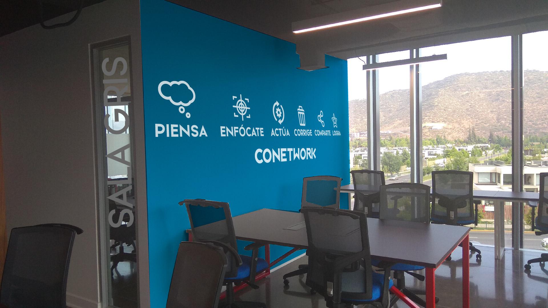 Conetwork, Santiago