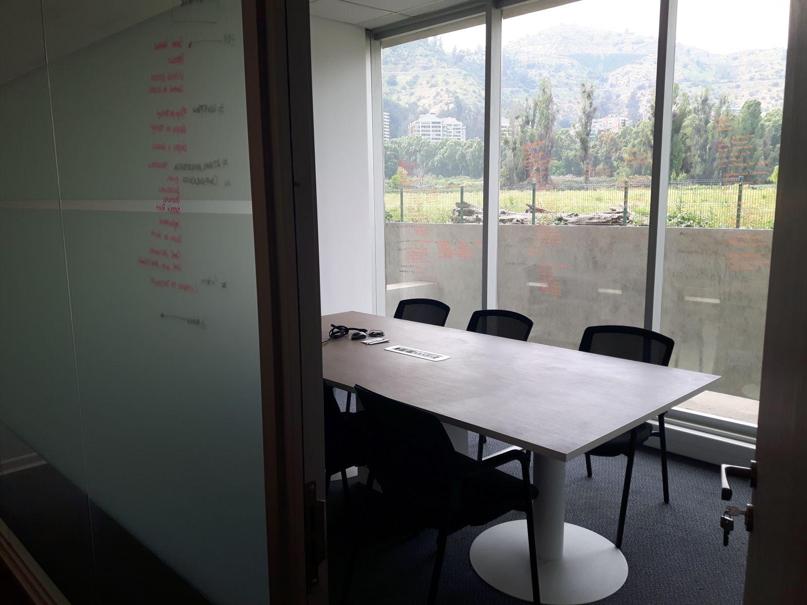 Coworking Stations Ciudad Empresarial, Santiago
