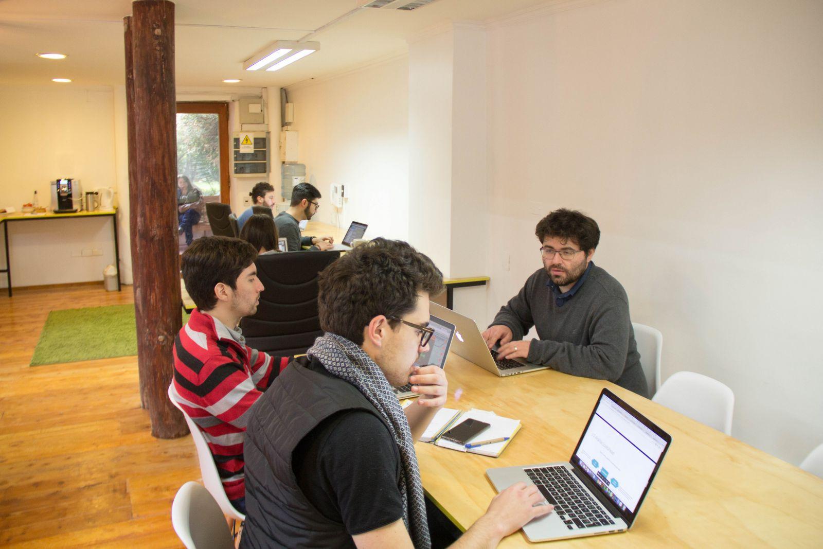 GreenTi Co-work, Santiago