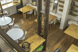 GreenTi Co-work, Providencia