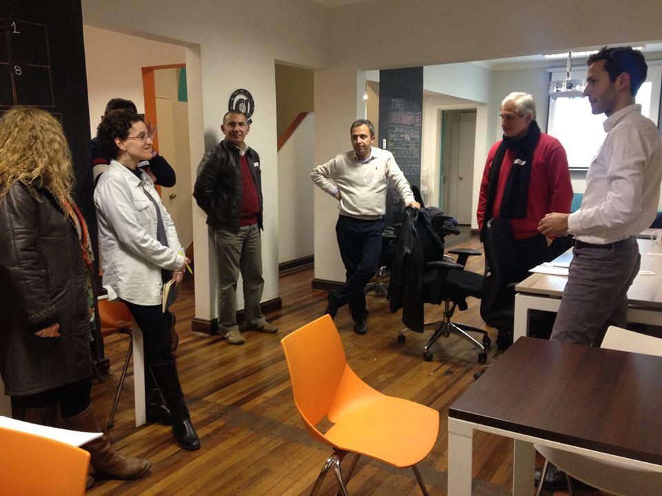 LAUNCH Coworking Callao, Santiago